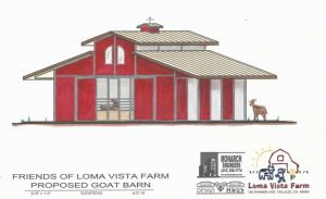 Proposed Goat Barn